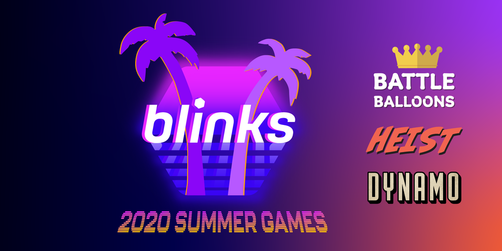 Introducing Blinks Summer Games to the Blinks Developer Community
