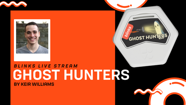 Introducing Ghost Hunters by Keir Williams