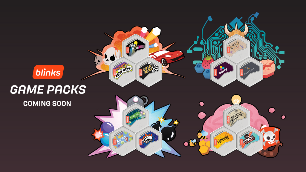 Introducing the Blinks Game Packs (and more)