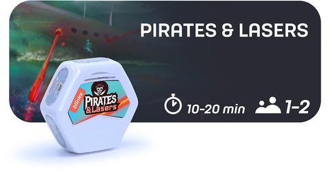 Pirates and Lasers
