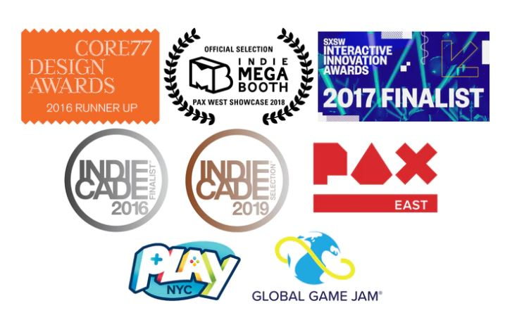 Awards indiecade pax playnyc
