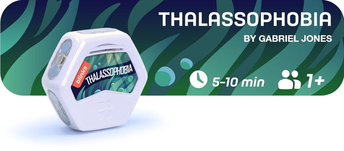 Thalassophobia is a 5-10 minute game for 1 or more players