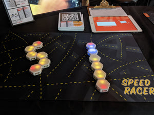 Speed Racer Game Mat