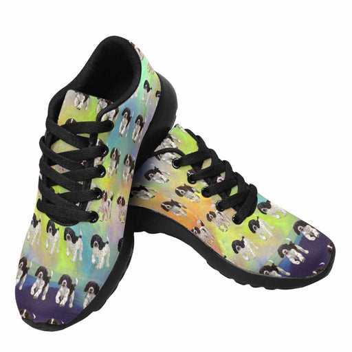 English Spring Spaniel Dogs Women's Sneaker