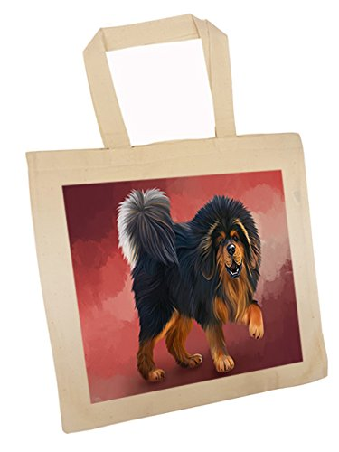 Tibetan Mastiff Dog Tote Bag