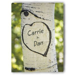 Sitting In A Tree Photo Wall Canvas