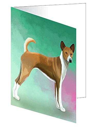 Telomian Dog Greeting Card