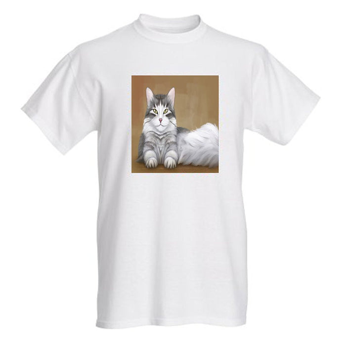 Women's Persian Cat T-Shirt