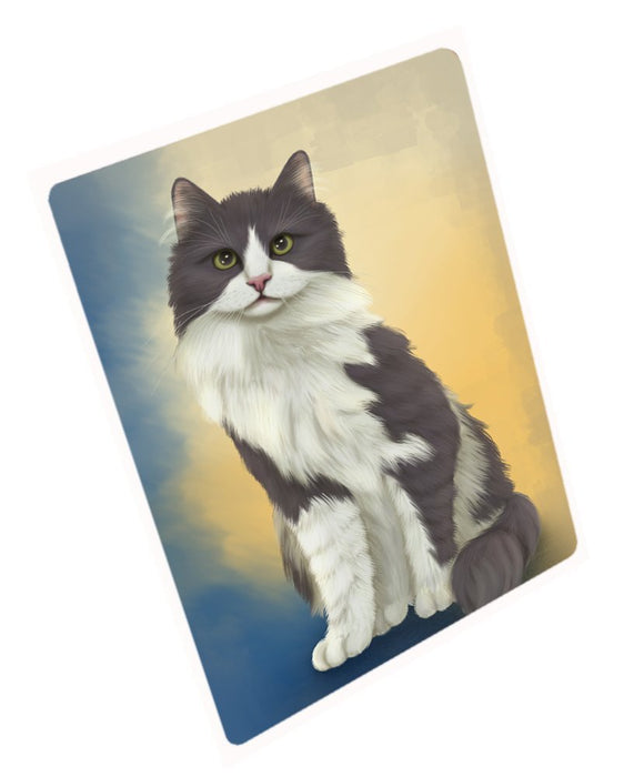 Turkish Angora Cat Mousepad