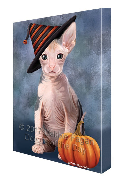 Sphynx Cat Canvas Wall Art CV315