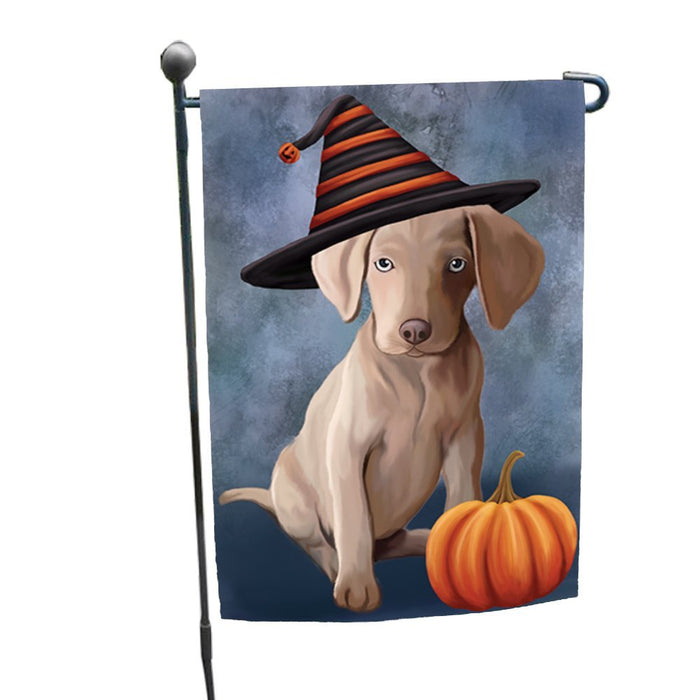 Weimaraner Puppy Dog Garden Flag GF174