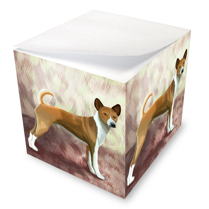 Telomian Puppy Dog Note Cube