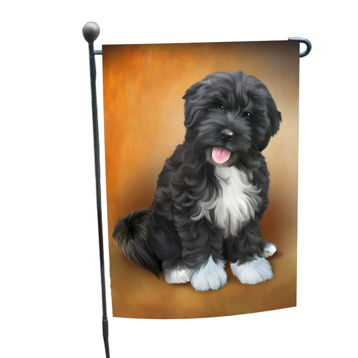 Tibetan Terrier Dog Garden Flag