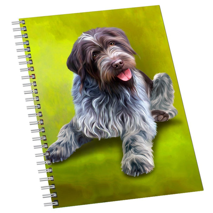 Wirehaired Pointing Griffons Dog Notebook