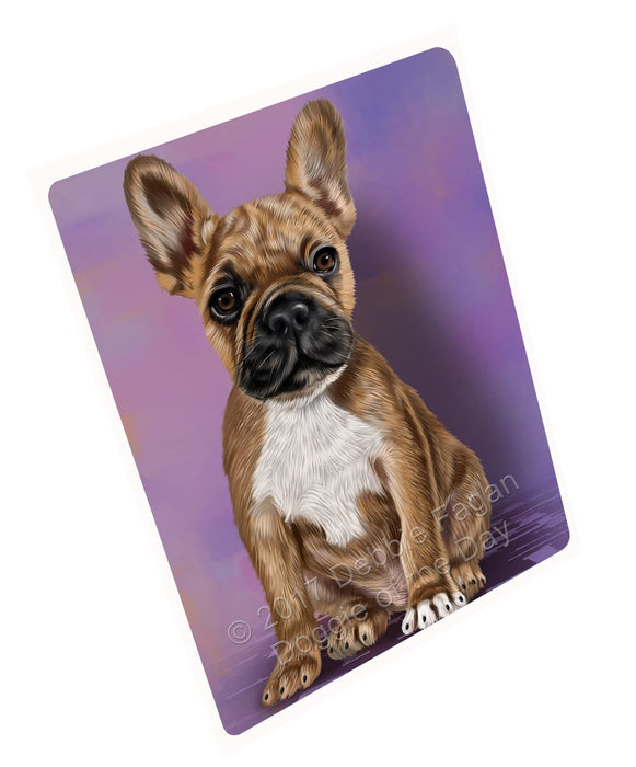 "French Bulldogs Puppy Dog Magnet Mini (3.5"" x 2"")"