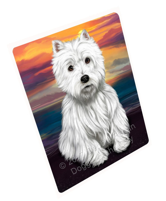 Westies Dog Magnet