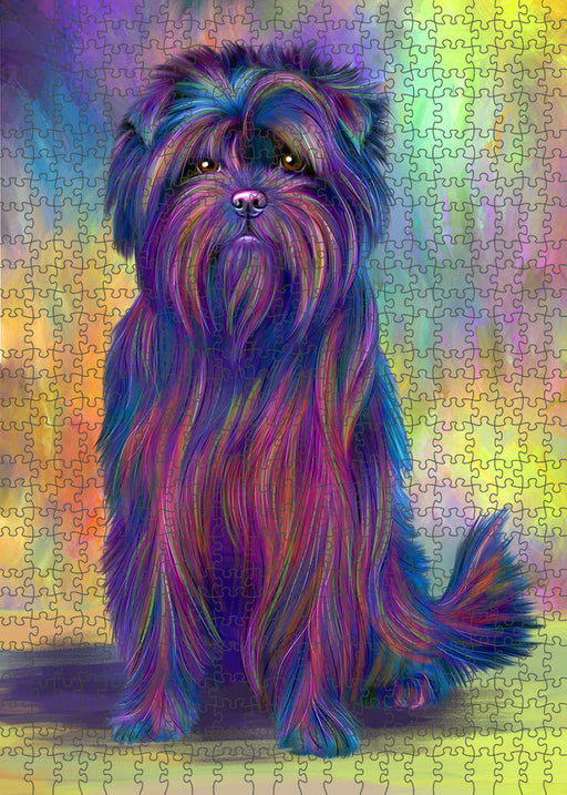 Paradise Wave Affenpinscher Puzzle with Photo Tin PUZL94928