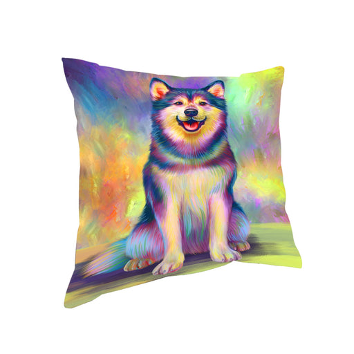 Paradise Wave Alaskan Malamute Dog Pillow PIL81028