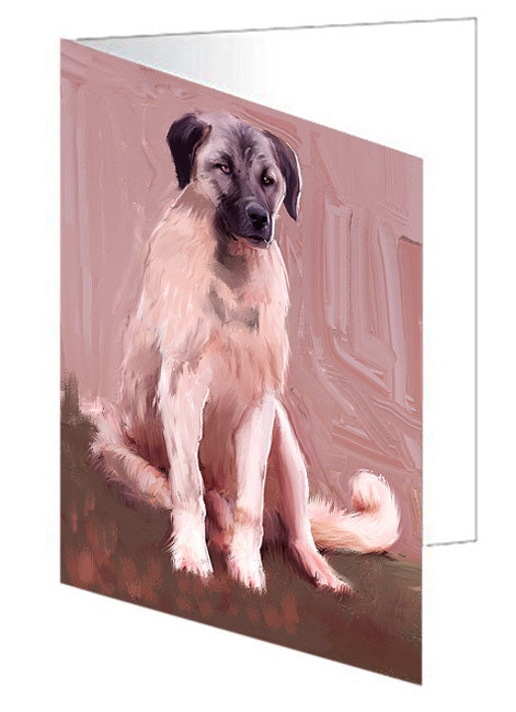 Anatolian Shepherds Dog Note Card NCD67184