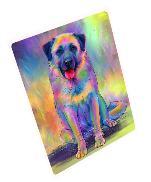 Paradise Wave Anatolian Shepherd Dog Cutting Board C75201