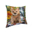 Scenic Waterfall Australian Terrier Dog Pillow PIL56660
