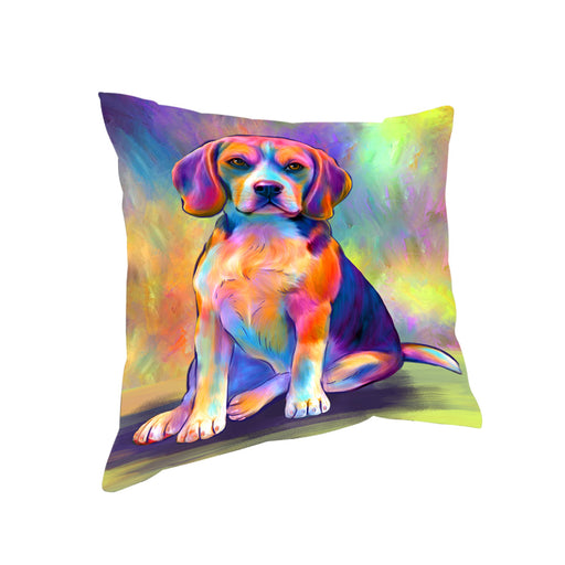 Paradise Wave Beagle Dog Pillow PIL81060