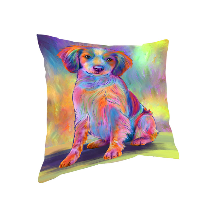 Paradise Wave Brittany Spaniel Dog Pillow PIL81076