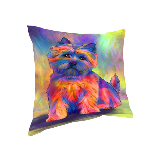Paradise Wave Cairn Terrier Dog Pillow PIL81088