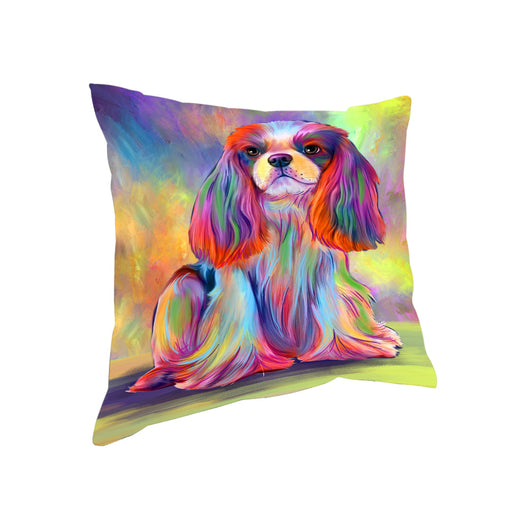 Paradise Wave Cavalier King Charles Spaniel Dog Pillow PIL81092