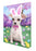Chihuahua Dog Easter Holiday Canvas Wall Art CVS57567