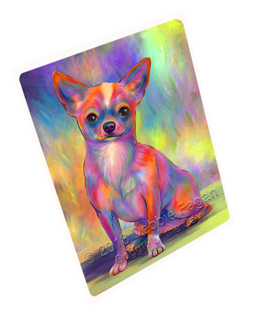 "Paradise Wave Chihuahua Dog Magnet MAG75243 (Mini 3.5"" x 2"")"