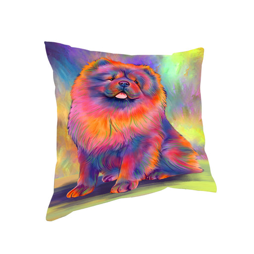 Paradise Wave Chow Chow Dog Pillow PIL81104