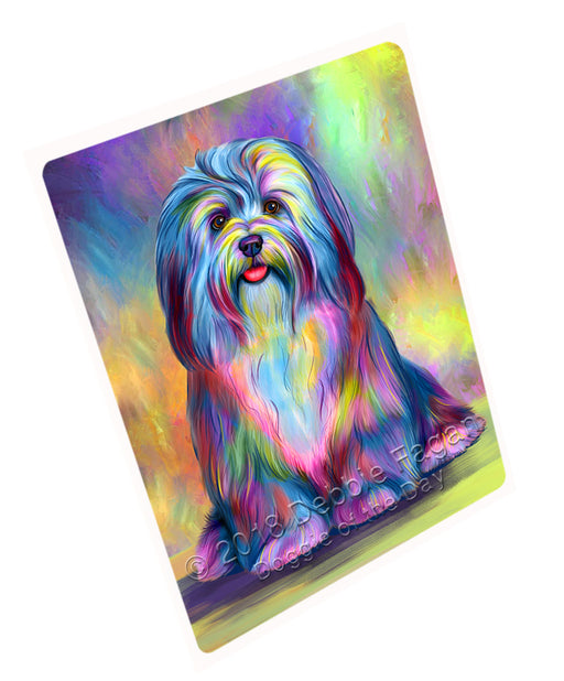 "Paradise Wave Havanese Dog Magnet MAG75276 (Small 5.5"" x 4.25"")"