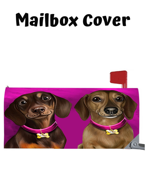 Add Your PERSONALIZED PET Painting Portrait on Magnetic Mailbox Cover