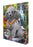 Scenic Waterfall Poodle Dog Canvas Wall Art CVS60906