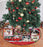 Love is Being Owned Christmas Saint Bernard Dogs Tree Skirt
