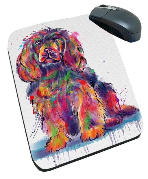 Watercolor Sussex Spaniel Dog Mousepad MPD57569
