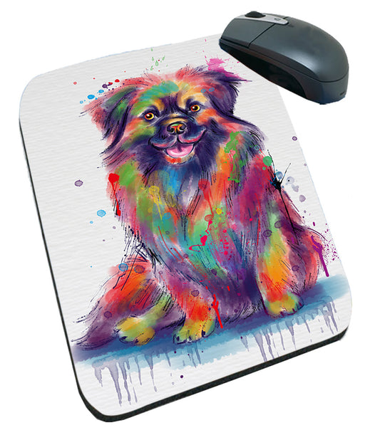 Watercolor Tibetan Spaniel Dog Mousepad MPD57572