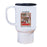 Love is Being Owned Christmas Wire Fox Terrier Dogs Travel Mug TRAV52503