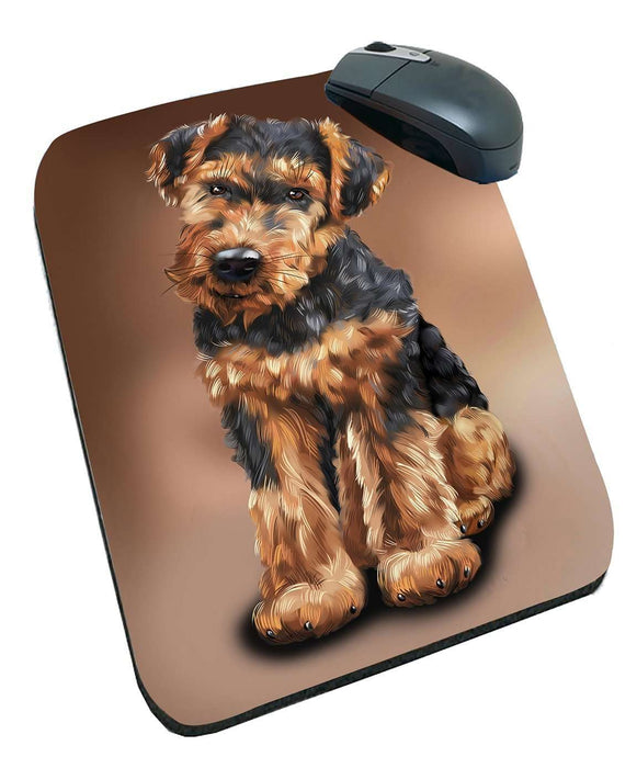 Airedale Dog Mousepad