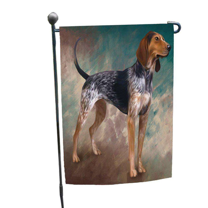 American English Coonhound Dog Garden Flag