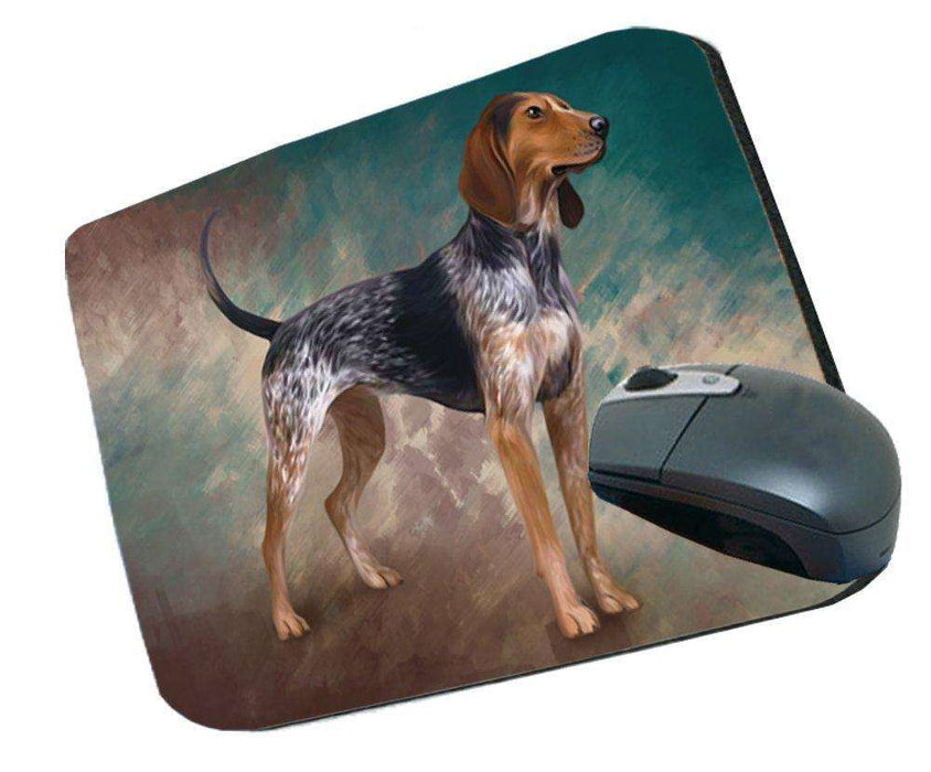 American English Coonhound Dog Mousepad