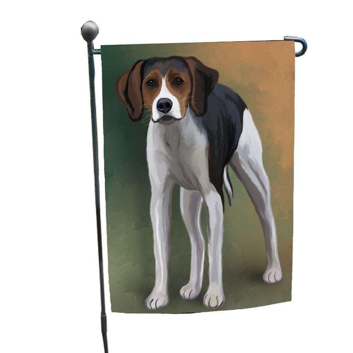 American Foxhound Dog Garden Flag