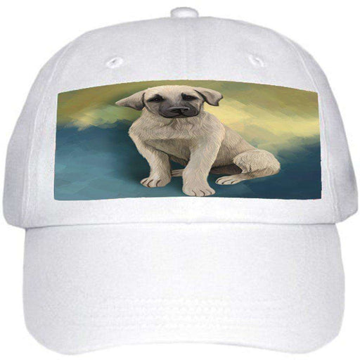 Anatolian Shepherd Puppy Dog Ball Hat Cap