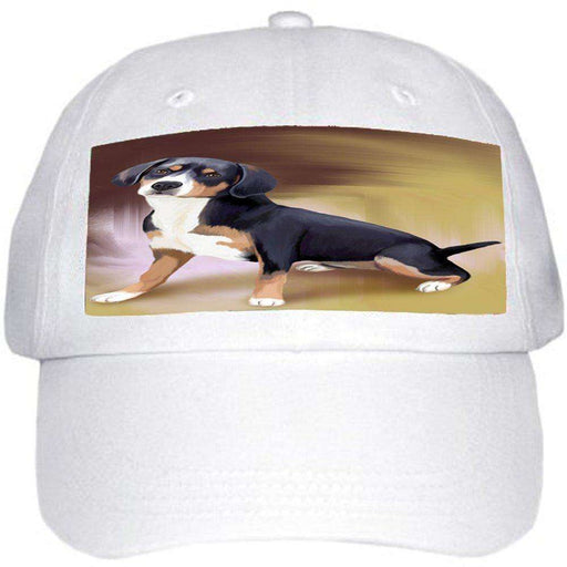 Appenzeller Sennenhound Dog Ball Hat Cap