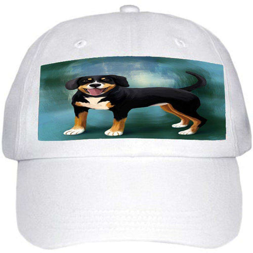 Appenzeller Sennenhunde Dog Ball Hat Cap