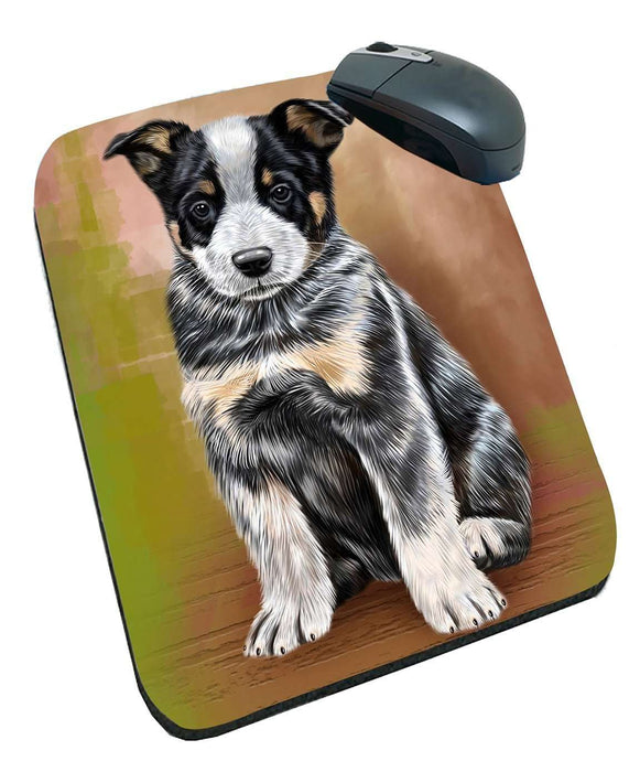 Australian Cattle Puppy Dog Mousepad
