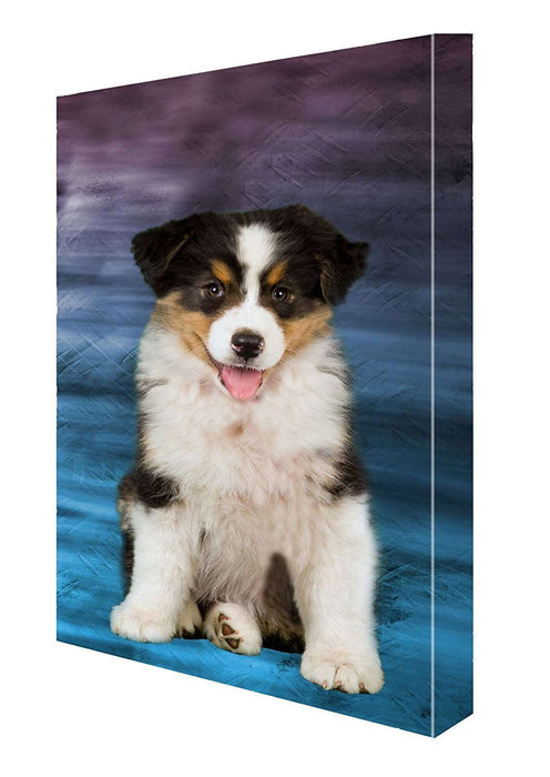 Australian Shepherd Canvas 18 x 24
