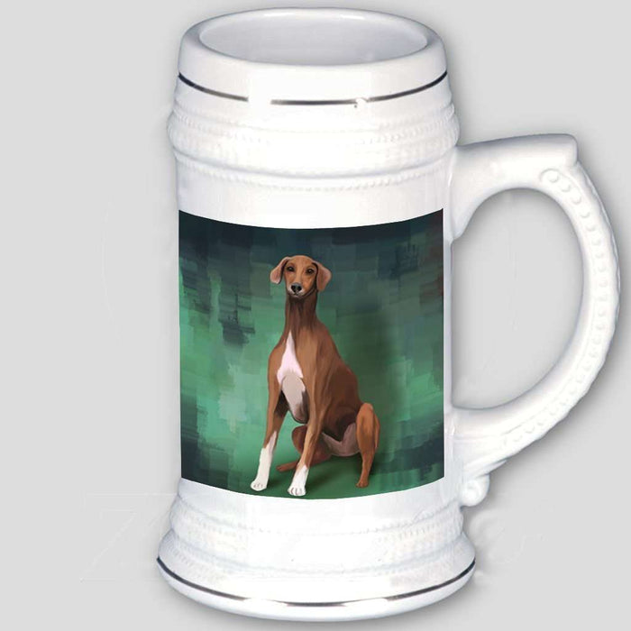 Azawakh Dog Beer Stein
