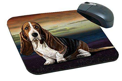 Basset Hound Dog Mousepad